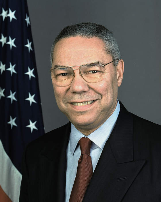 Colin Powell reflects on Operation Desert Storm 25 years later