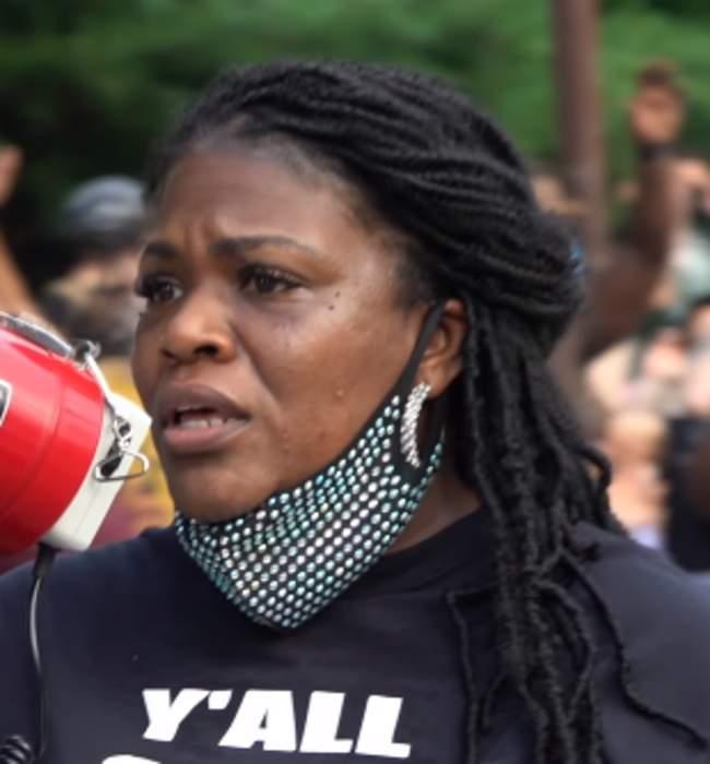 Democrat Cori Bush praises BLM activist who wished 'death' on police officers: 'Fry 'em like bacon'