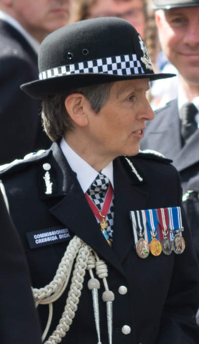 Sarah Everard vigil: Critics attacked policing 'without knowing facts' - Met chief