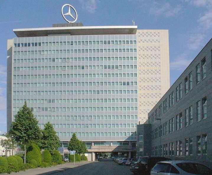 Daimler to halt production in Alabama, South Carolina for two weeks