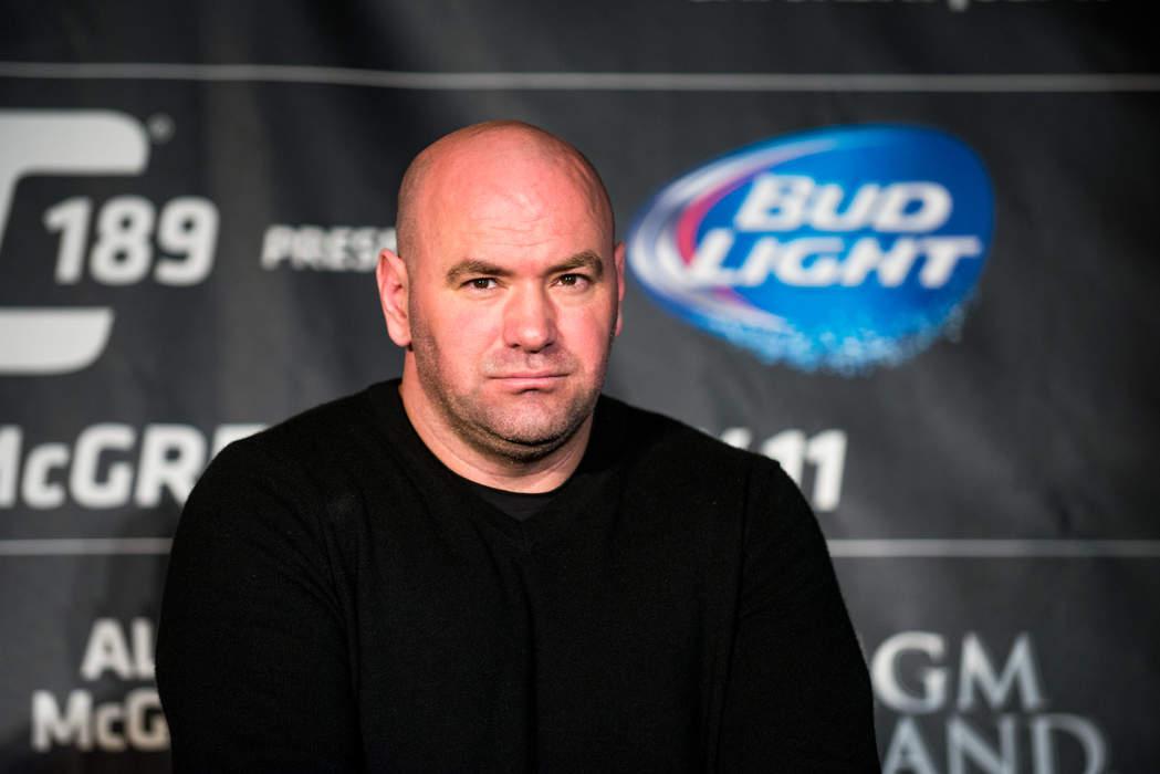 Dana White Meeting Gable Steveson This Weekend In Vegas