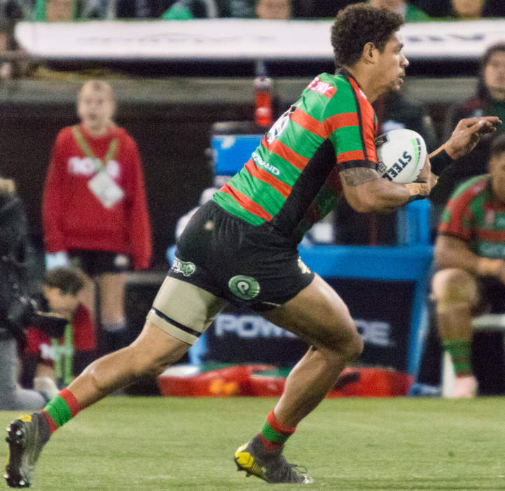 'No respect on the field': Latrell stands tall in Souths stoush with Gagai