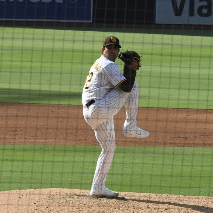 Padres rally for huge comeback win thanks to rookie pitcher Daniel Camarena's grand slam
