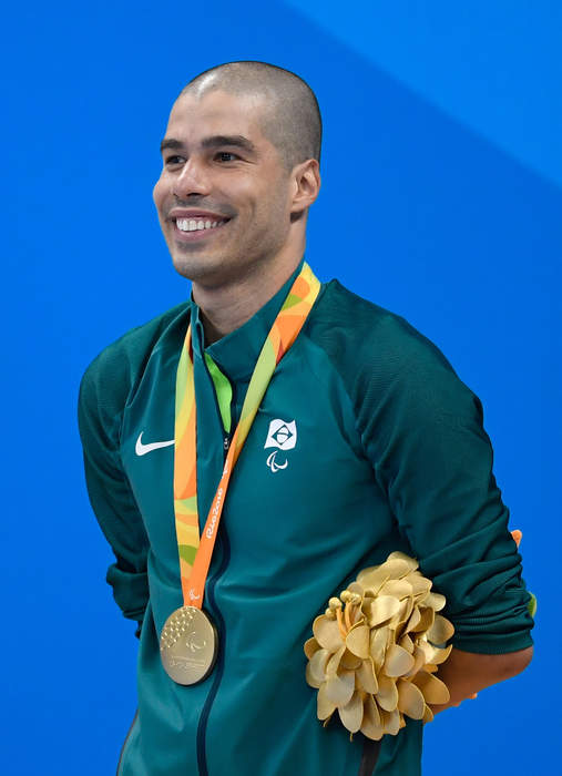Daniel Dias: History's greatest para-swimmer