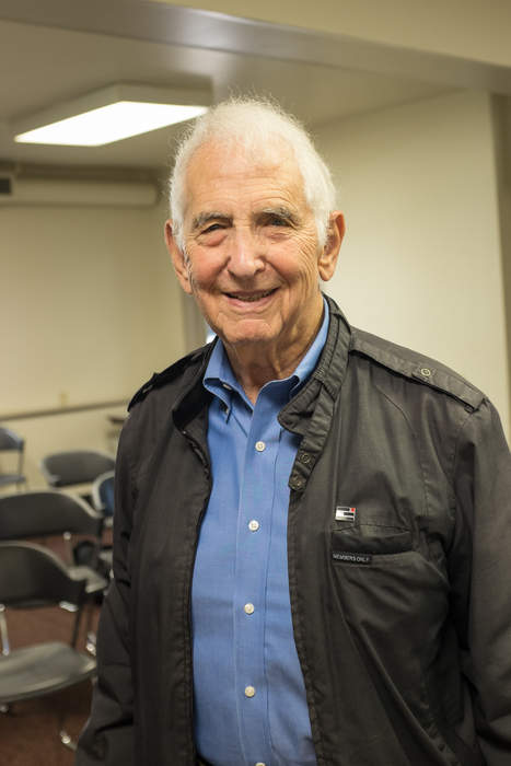 Ellsberg lives up to his good looks but the best is yet to come