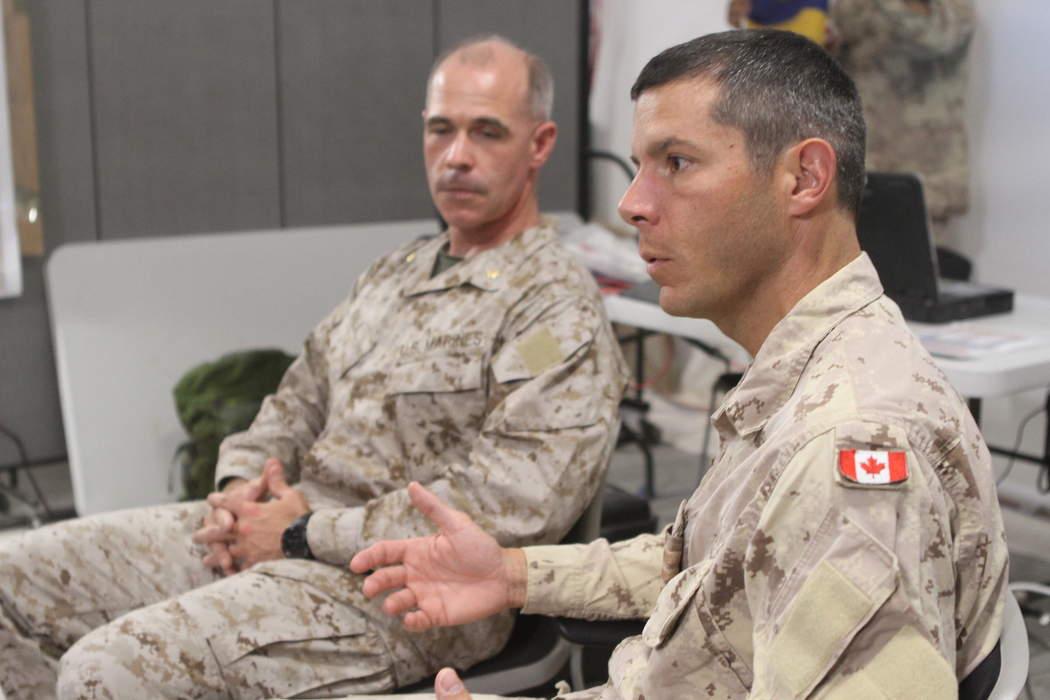 Maj.-Gen. Dany Fortin under military investigation, is no longer leading vaccine campaign