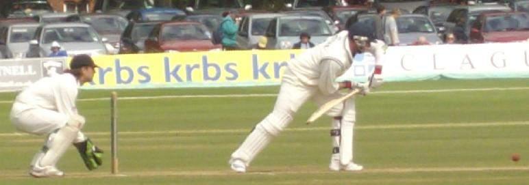 Stevens, 43, hits career-best 237 against Yorkshire
