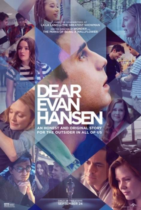 Dear Evan Hansen (film)