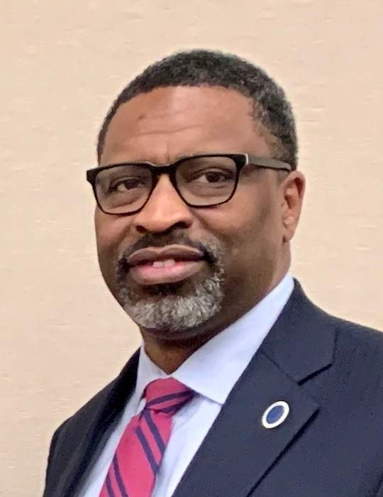 NAACP President Derrick Johnson on