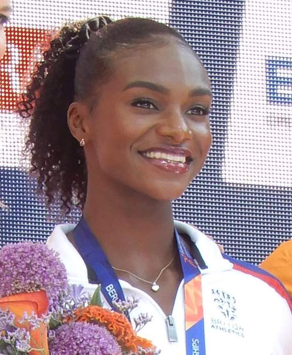 Dina Asher-Smith: World champion completes back-to-back 60m wins in Germany