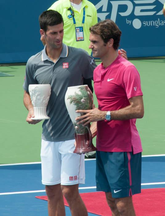 Federer & Djokovic through but Shapovalov loses his cool
