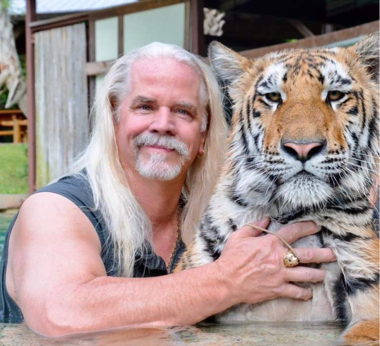 'Tiger King' Star Doc Antle Indicted For Animal Cruelty, Trafficking