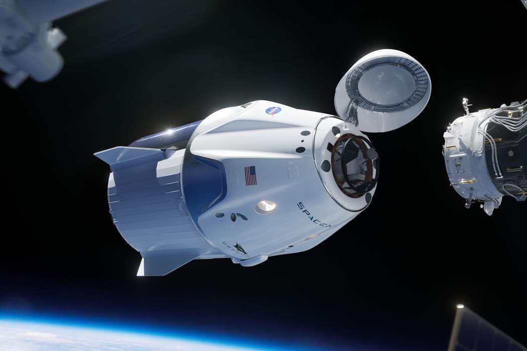 SpaceX unveils space shuttle replacement, the