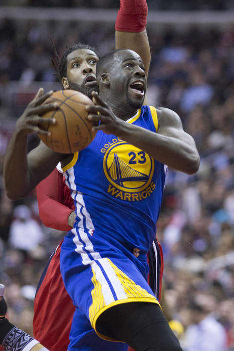 Draymond Green responds to Megan Rapinoe's criticism of his comments: '(We) want the same thing'