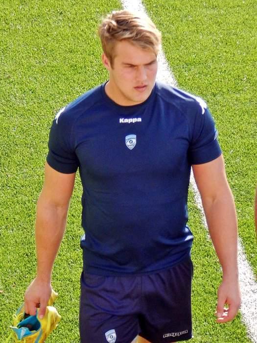 Duhan van der Merwe: Worcester sign Edinburgh and Scotland winger for 2021-22