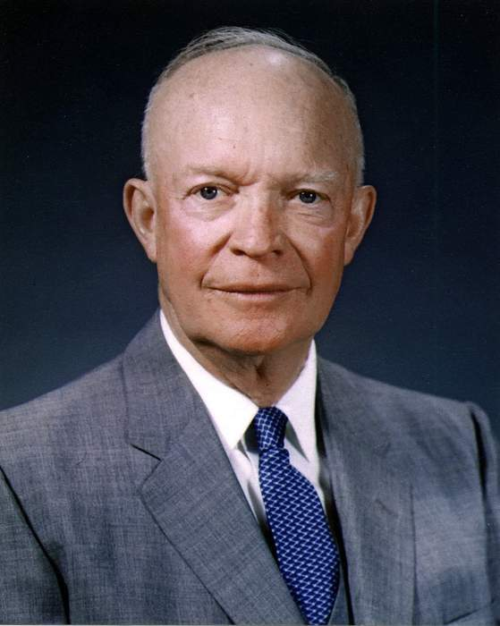 The fight to build a President Eisenhower memorial