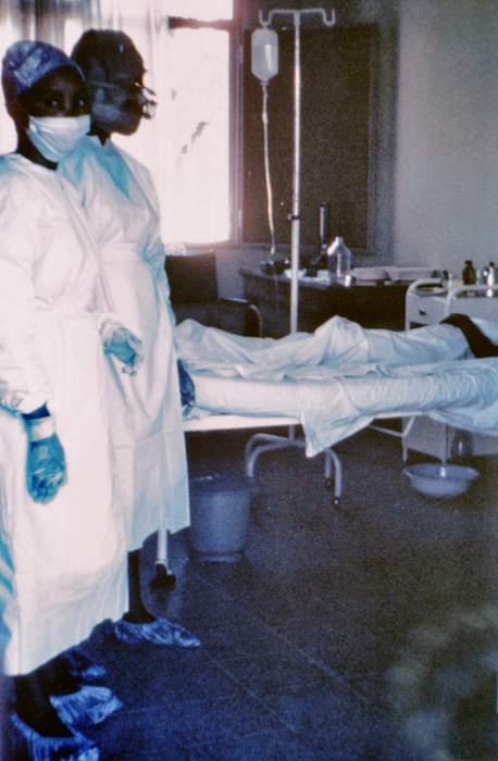 Texas hospital releases tearful video of Ebola-infected nurse