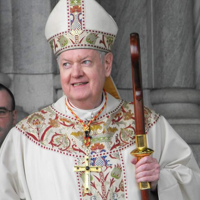 Funeral mass for Cardinal Edward Egan