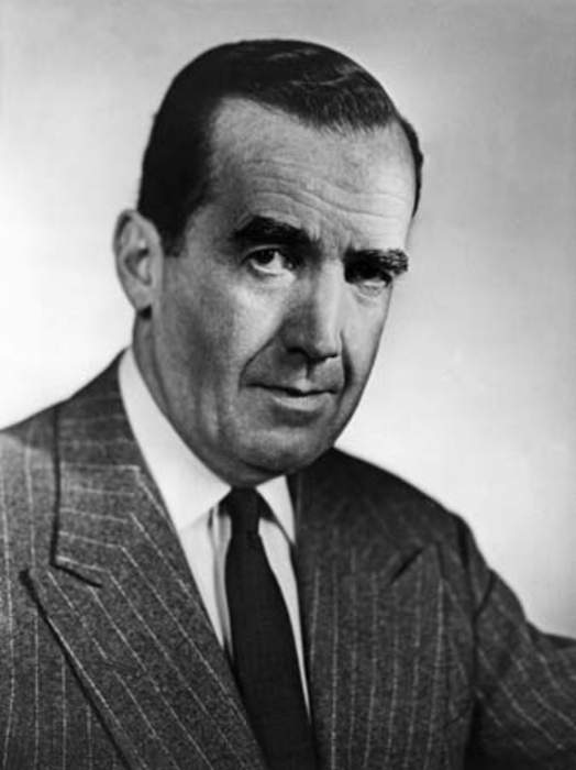 Edward R. Murrow's WWII