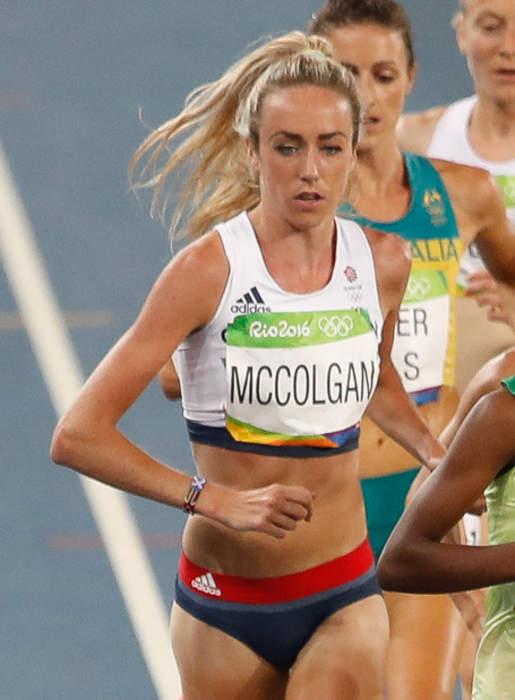 Eilish McColgan gets closer to mother Liz's record in California