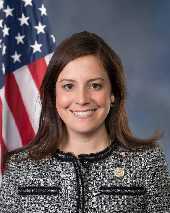 Stefanik says GOP needs to be 'one team' in 2022, is committed to working with Trump