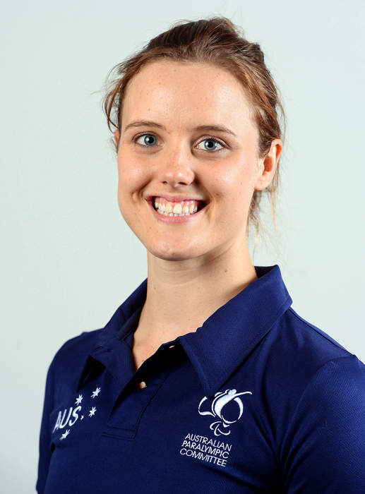 Swimmer Ellie Cole reflects on becoming Australia's most decorated female Paralympian