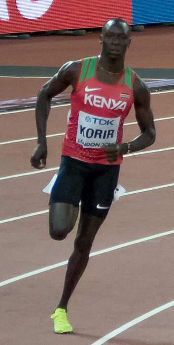 Tokyo Olympics: Emmanuel Korir wins 800m gold for Kenya