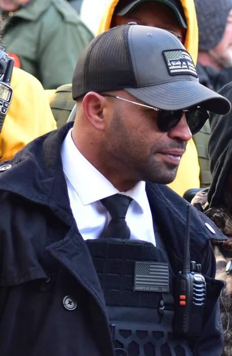 Proud Boys leader Enrique Tarrio denies being a FBI informer