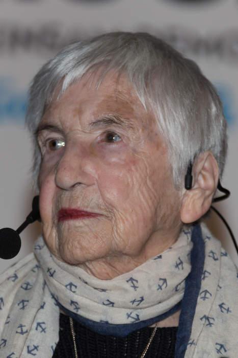 Holocaust survivor, singer Esther Bejarano dies, aged 96
