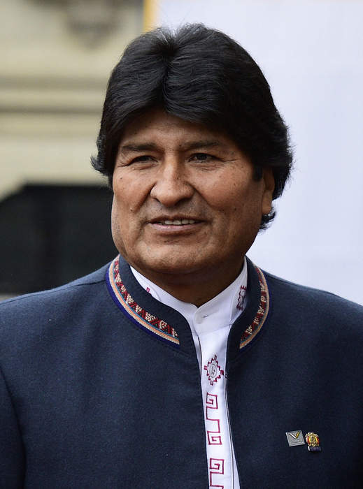 Bolivia's Evo Morales declares victory after contentious vote count
