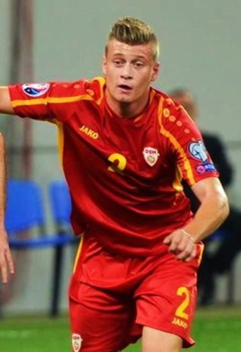 Ezgjan Alioski: Leeds left-back avoids FA charge for alleged gesture towards Dwight McNeil
