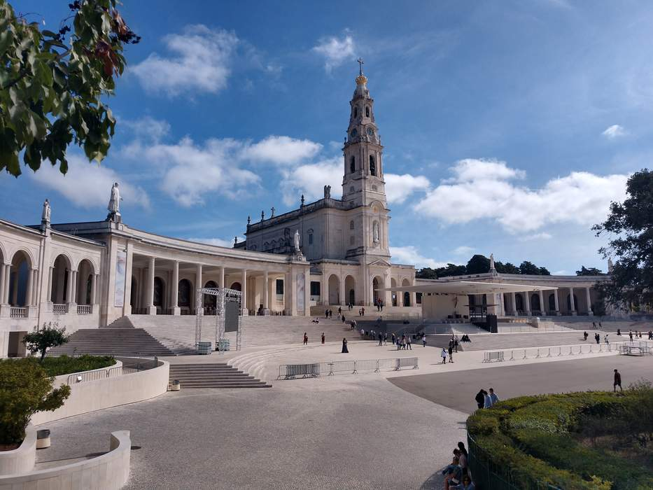 'We are fed up': Thousands pray at Portugal's Fatima shrine for world without COVID-19