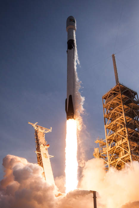 Watch SpaceX's Falcon 9 rocket complete another successful launch and landing