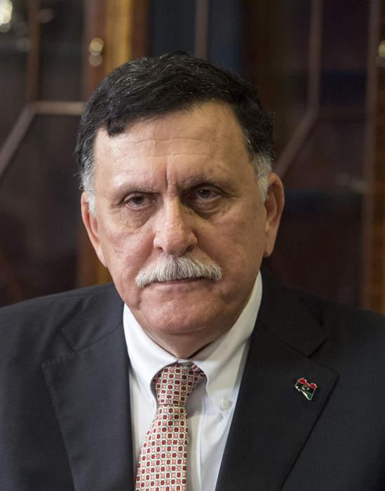 Germany's Merkel urges Libyan PM al-Sarraj to sign ceasefire