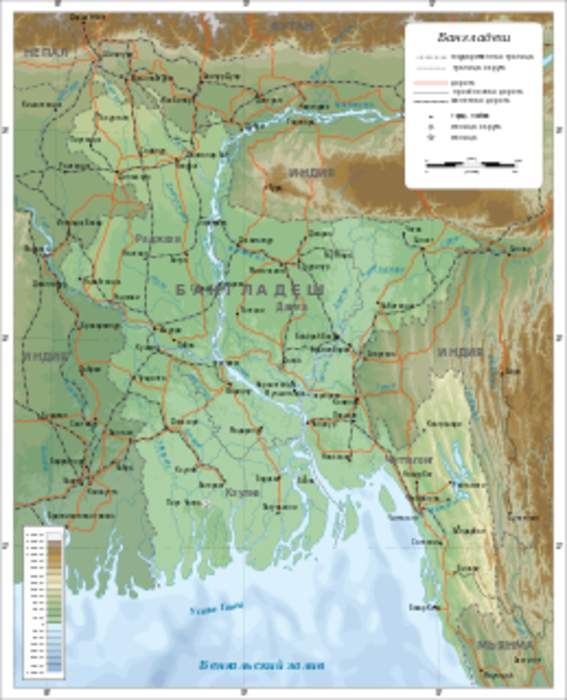 Feni river bridge to link Tripura to Bangladesh; Hasina calls it 'historic'