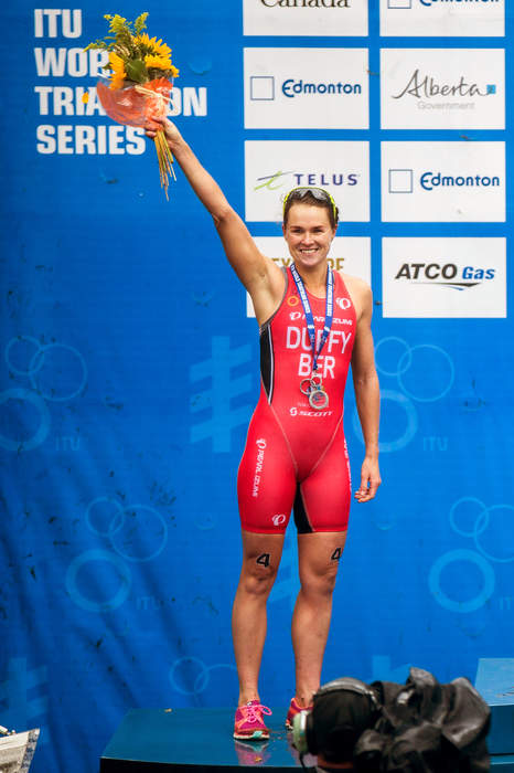 Flora Duffy wins Bermuda's first Olympic gold ever
