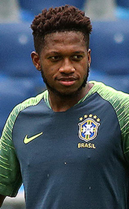 Fred: Manchester United midfielder racially abused online after defeat by Liverpool