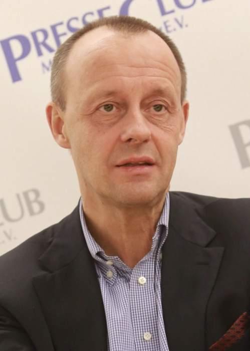 Germany CDU leadership candidate Merz says critical of ECB policy