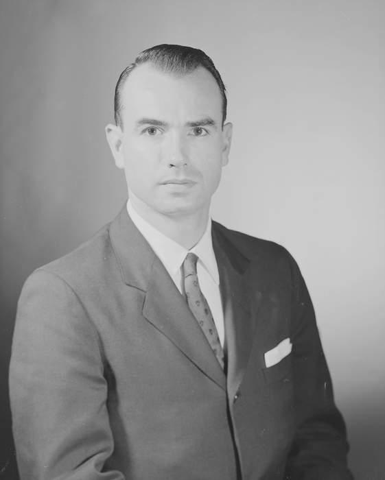 G. Gordon Liddy, Mastermind Behind Watergate Burglary, Dead at 90