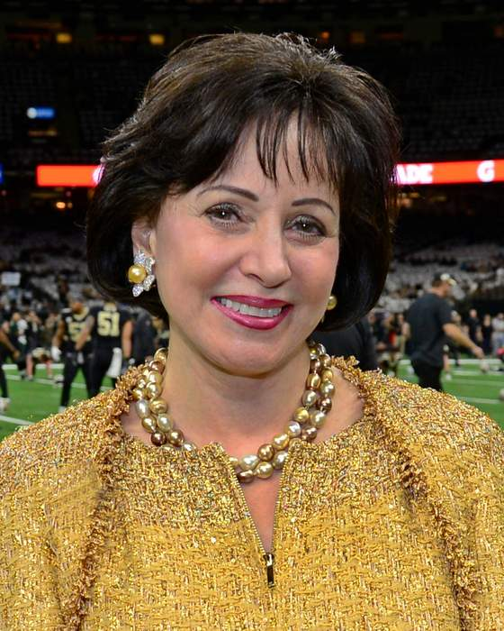Saints owner Gayle Benson unharmed after attempted carjacking in New Orleans