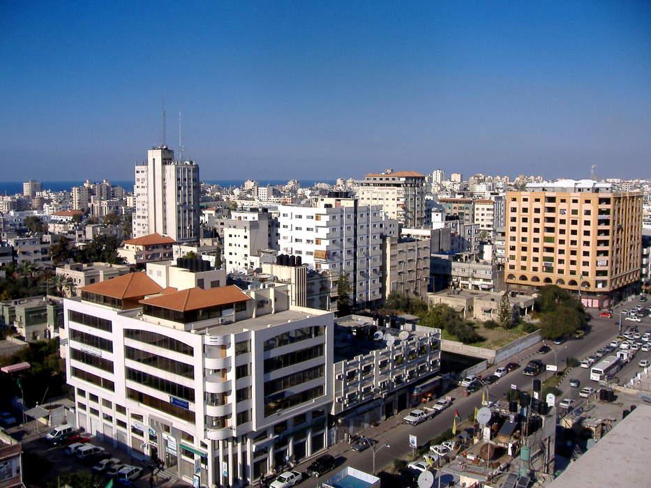 Turmoil erupts in Gaza City