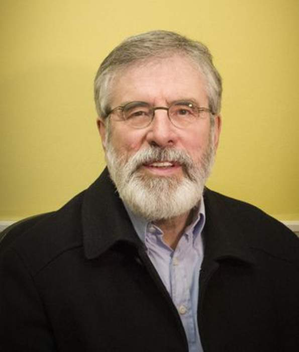 Gerry Adams' successor paves potential Sinn Fein path to power in Ireland