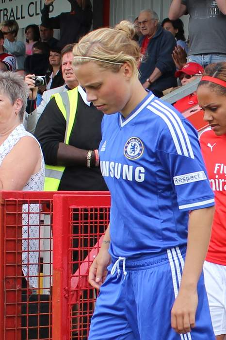 Women's Super League: West Ham's Gilly Flaherty looks back on decade of WSL