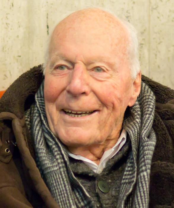 Star architect Gottfried Böhm has died aged 101