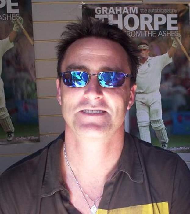 England may review social media history of future players - Graham Thorpe