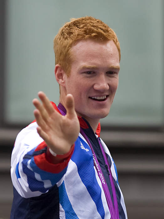 Ex-Olympic long jump champion Rutherford named in GB four-man bobsleigh squad