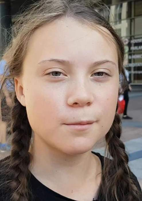 When Greta Thunberg met Margaret Atwood... on Zoom