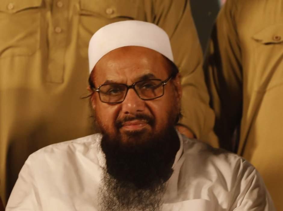 Pakistan arrests accused militant leader Hafiz Saeed