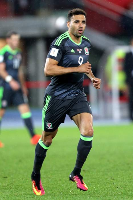 Hal Robson-Kanu: West Brom forward left out of Wales Euro 2020 training squad