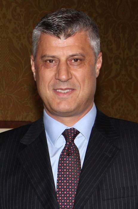 From liberation hero to war crimes suspect, Hashim Thaci's rise and fall